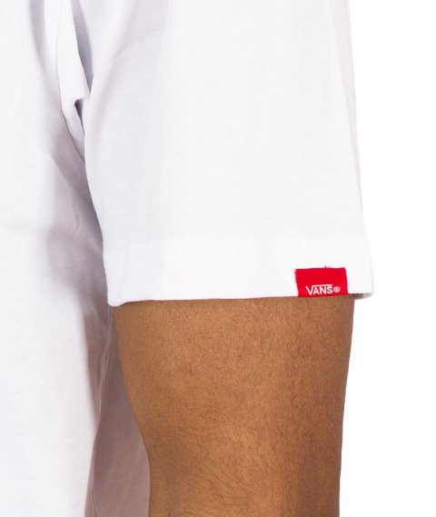 Vans-Classic Logo T-Shirt White/Hula