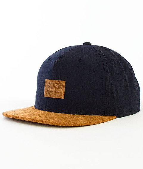 Vans-Emerson Starter Snapback Dress Blues