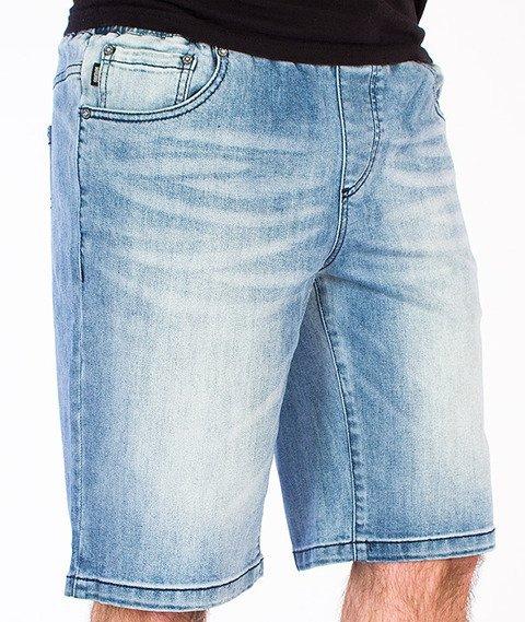 Wrung-Dash Lo Spodnie Krótkie Stone
