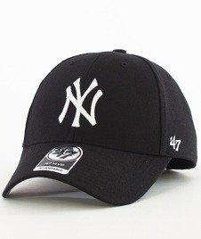 47 Brand-MVP New York Yankees Czapka z Daszkiem Czarna