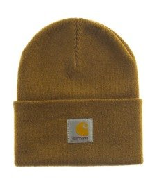 Carhartt-Acrylic Watch Hat Hamilton Brown