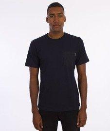 Carhartt WIP-Contrast Pocket T-Shirt Navy