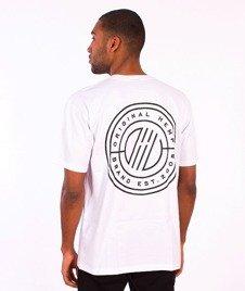 DIIL-Shield T-shirt Biały