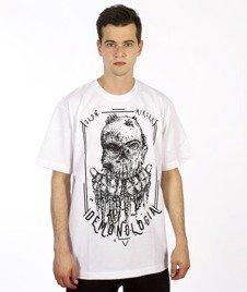 Demonologia-Zombie T-shirt Biały