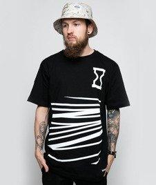 Diamante-Mr. No Time T-Shirt Czarny