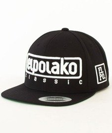 El Polako-Classic Snapback Czarny