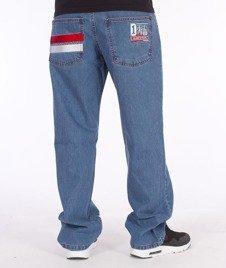 El Polako-Japan Regular Jeans Light Blue