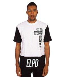 El Polako-Lines T-Shirt Biały