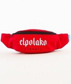 El Polako-Old Classic Street Bag Nerka Czerwona