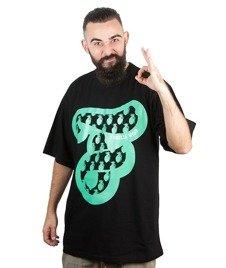 Familia Wear-Big F T-Shirt Czarny