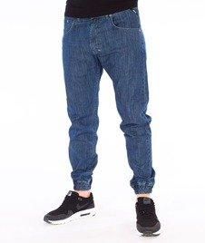 Mass-Base Jogger Pants Sneaker Fit Spodnie Medium Blue
