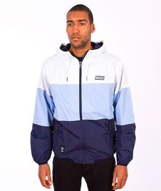 Mass-Horizon Jacket White/Blue/Dark Blue