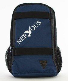 Nervous-Classic Plecak Granatowy/Szary