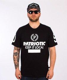 Patriotic-Laur T-Shirt Czarna