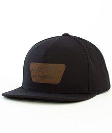 Vans-Full Patch Starter Snapback Black