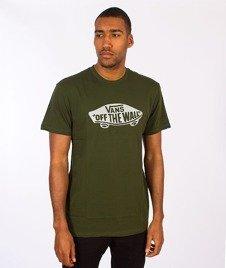 Vans-OTW T-Shirt Rifle Green/Frost Grey