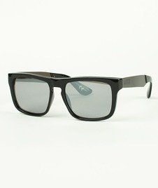 Vans-Squared Off Sunglasses Black/Silver