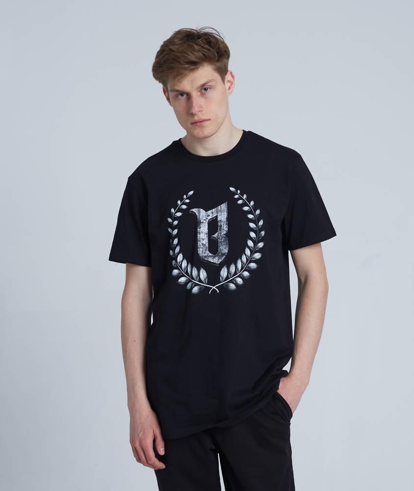 Biuro Ochrony Rapu LAUR STONE T-Shirt Czarny