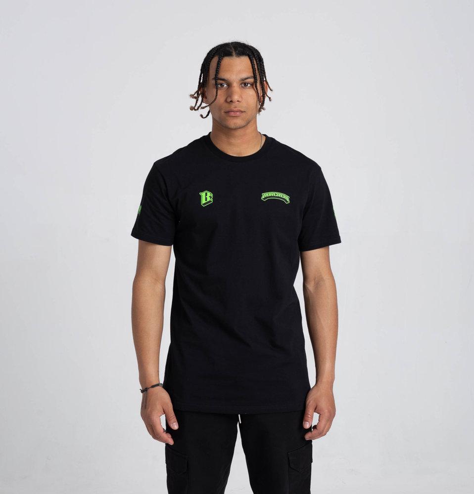 Biuro Ochrony Rapu LOGO T-Shirt Czarny