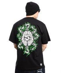 Brain Dead Familia OŚMIORNICA T-Shirt Czarny