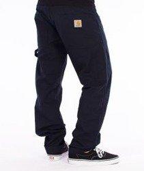 Carhartt-Fort Pants Spodnie Navy Rigid Straight Leg L32