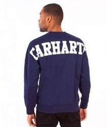 Carhartt-Tony Sweat Blue/White