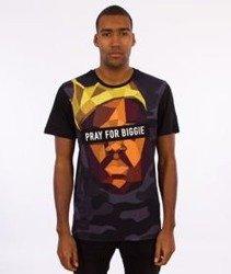 Cayler & Sons-Bigasso T-shirt Desert Black