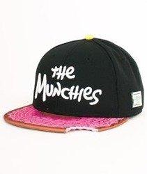 Cayler & Sons-Munchies Cap Black/Pink