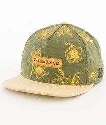 Cayler & Sons-Vibin Snapback Green