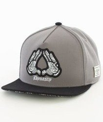 Cayler & Sons-WL Broompton Snapback Grey