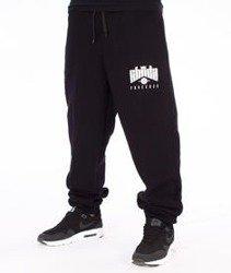 Chada-Proceder78 Spodnie Dresowe Czarne