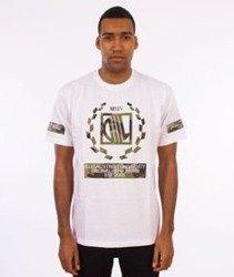 DIIL-CBW T-Shirt Biały/Camo