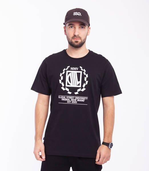 DIIL LAUR T-Shirt Czarny