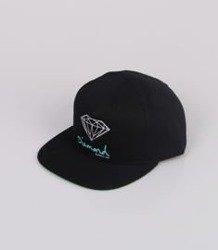 Diamond OG SIGN Snapback Czarny
