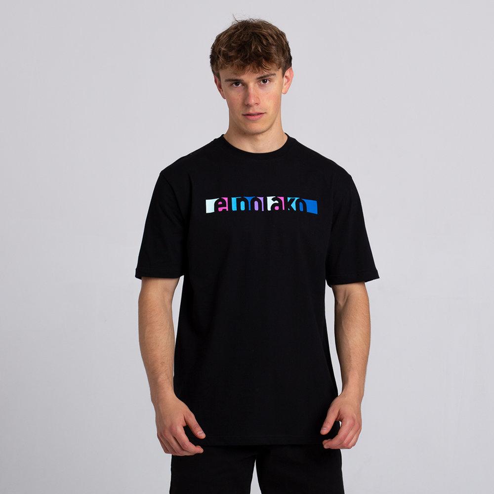 El Polako COLORS T-Shirt Czarny