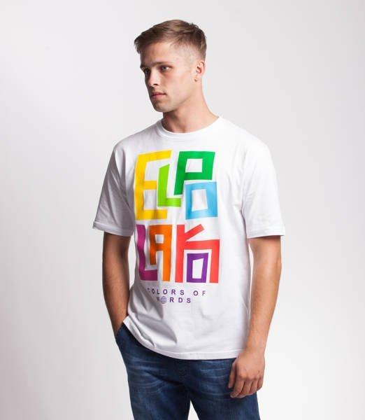 El Polako HAOS T-Shirt Biały