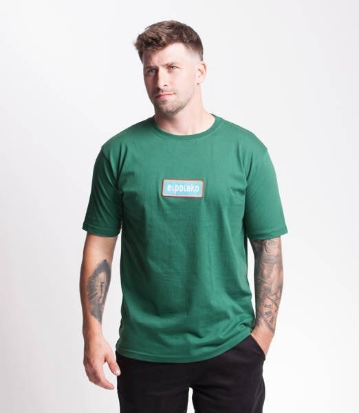El Polako MINI EP T-Shirt Zielony
