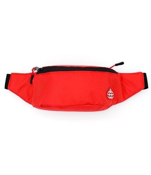 Elade-Elade nerka Belt Bag Icon Logo Czerwona