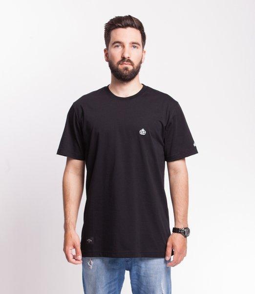 Elade ICON MINI LOGO T-Shirt Czarny