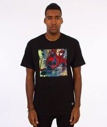 Grizzly-Spiderman Aerial T-Shirt Black