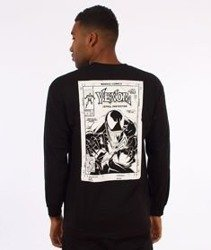 Grizzly-Venom Pen & Ink Longsleeve Black