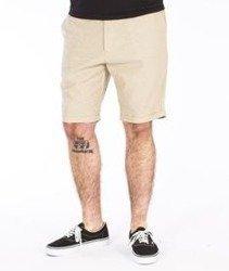 Iriedaily-Golfer Chambray Shorts Khaki
