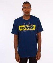 JWP-O.F.F. T-shirt Granatowy