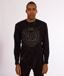 Mass-Base Longsleeve Tie Dye Black