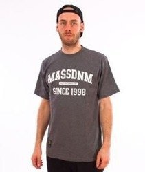 Mass-Campus T-Shirt Szary
