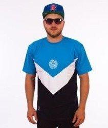 Mass-Fang T-shirt Niebieski/Biały/Czarny