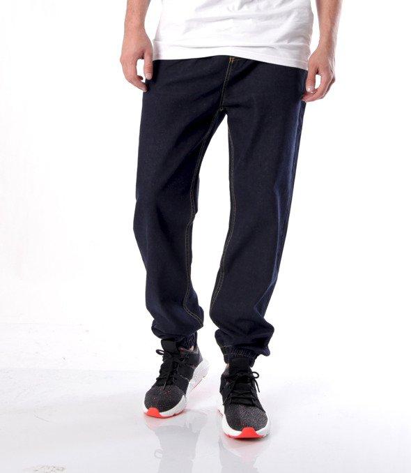 Mass-Signature Jogger Jeans Spodnie Rinse