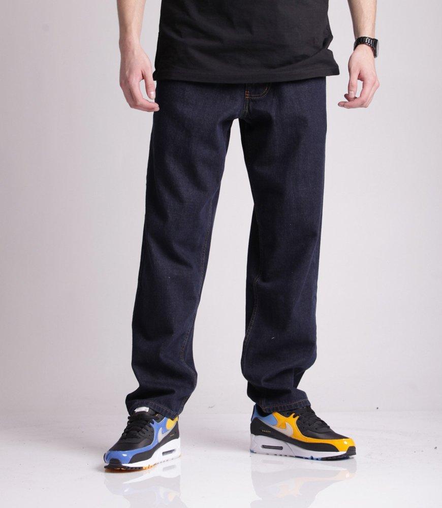 Metoda BAGGY Jeans Ciemne Spranie