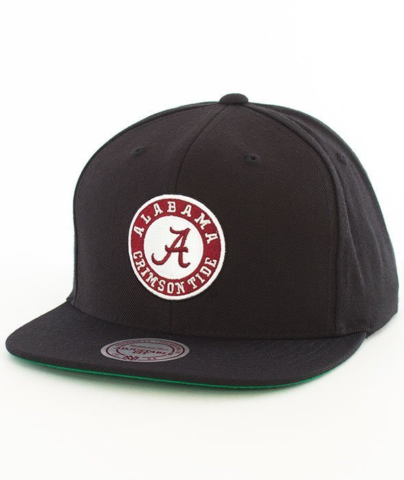 Mitchell & Ness-Alabama Crimson Tide Wool Solid SB INTL225
