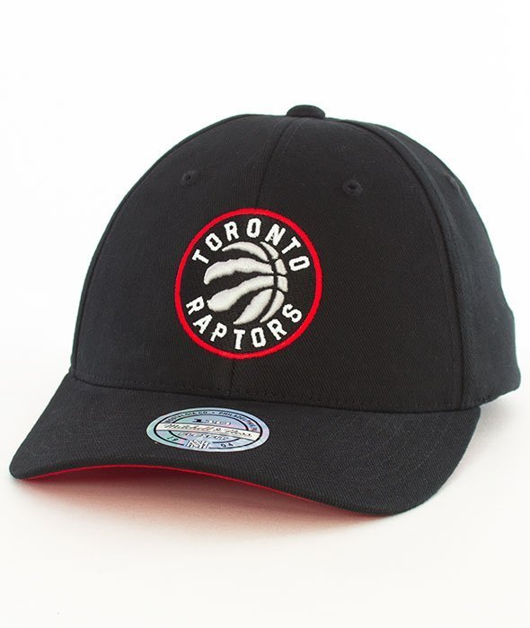 Mitchell & Ness-Toronto Raptors NBA Team Logo Low Pro INTL228